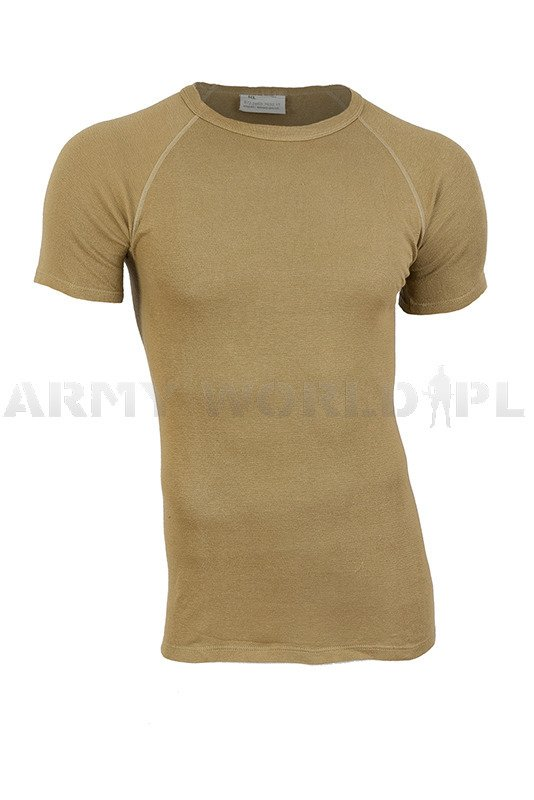Zdjęcie: Koszulka/ T-shirt Wojskowy Holenderski Używany-Stan Bardzo Dobry.