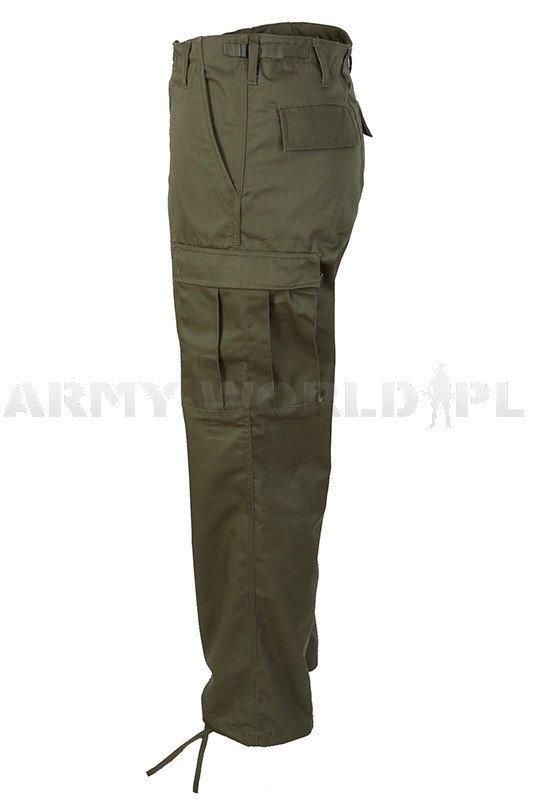 Zdjęcie: Spodnie typ Ranger  BDU oliv  -NOWE