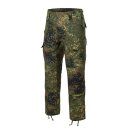 CPU PANTS (Combat Patrol Uniform) Flecktarn Helikon-tex Ripstop