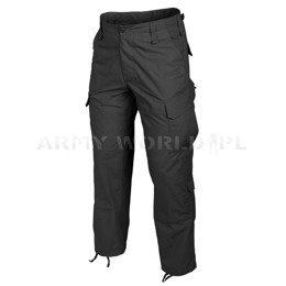 CPU pants (Combat Patrol Uniform) Helikon-tex Ripstop black new