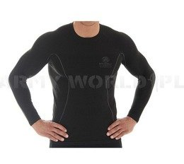 Unisex DIRT Sweatshirt With Long Sleeves Brubeck Black New SALE