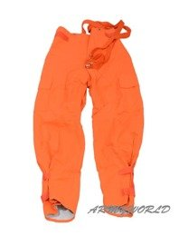 Antichemical Pants Military Protective Original Orange