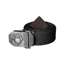 BELT US MARINES BLACK NEW