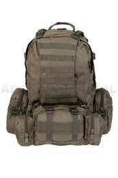Backpack Mil-tec Defense Pack Assembly 36 Liters Oliv Original New