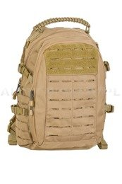 Backpack Mission Pack Laser Cut SM Dark Coyote New