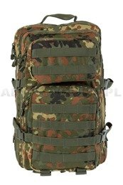 Backpack Model II US Assault Pack LG Flecktarn New
