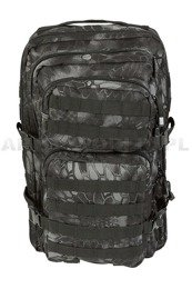 Backpack Model US Assault Pack LG MANDRA NIGHT New