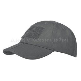 Baseball Cap Folding Helikon-Tex Shadow Grey New