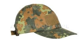 Baseball Cap Ripstop Flecktarn New
