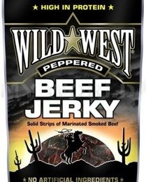 Beef Jerky Peppered 25g