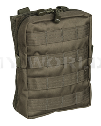 Belt Pouch Molle Mil-tec LG Olive New