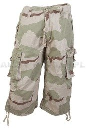 Bermuda Pants MiltecTrousers 3/4 US Air Combat 3 Color