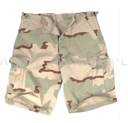 Bermuda Pants Ripstop  Miltec Shorts 3-Color