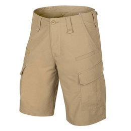 Bermuda shorts CPU Helikon-tex Ripstop Beige military shorts new
