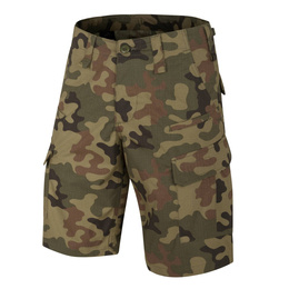 Bermuda shorts CPU Helikon-tex Ripstop PL Camo military shorts new
