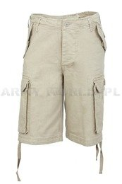 Bermuda shorts PARATROOPER  Miltec Shorts Creamy New
