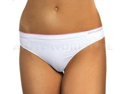 Bikini Pants For Ladies Feel Brubeck White/Pink SALE