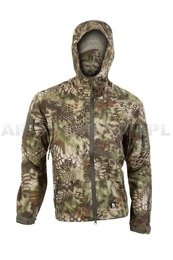 Breatheable Jacket Hardshell Mandra Wood Mil-tec New