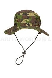 British Military Hat In Camouflage DPM Woodland Original Like New