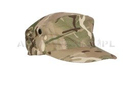 British Military Patrol Cap In Camouflage MTP (Multi Terrain Pattern) Original Used