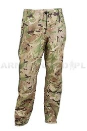 British Military Rainproof Trousers Goretex MTP (Multi Terrain Pattern) Original New