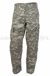 Cargo Pants  ACU Army Combat Uniform Mil-tec Camouflage ACU - UCP Ripstop New