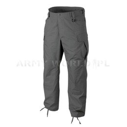Cargo Pants SFU NEXT Helikon-tex PolyCotton Ripstop Shadow Grey New