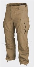 Cargo Pants  SFU Special Forces Uniform Helikon-Tex PolyCotton Ripstop - Coyote