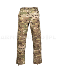 Cargo Pants Tessar ACU Army Combat Uniform Camouflage Camogrom Ripstop New