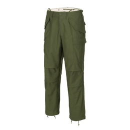 Cargo pants M65 Us Army NyCo Sateen Helikon-Tex - Oliv