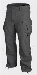 Cargo pants  SFU Special Forces Uniform Helikon-Tex PolyCotton Ripstop - Czarne