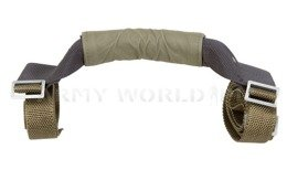 Carrying Belt For Transport Bags Polish Army Oliv Used