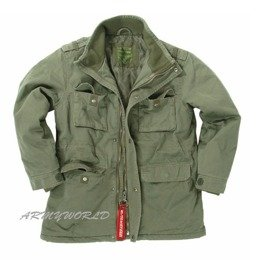 Children's Military Jacket Nowy Model Ranger Oliv New