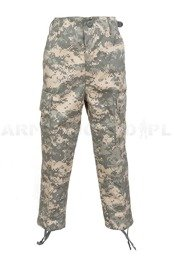 Children's Trousers Model US ACU - UCP Mil-tec New