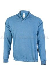 Danish Sweatshirt  Blue Original Used