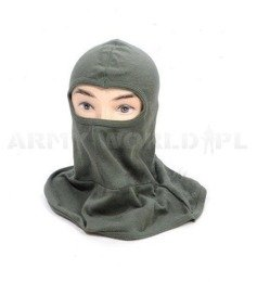 Dutch Army Balaclava NOMEX SPE Flame-Resistant Oryginal New