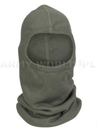 Dutch Flame-retendant Balaclava Oliv Drab Original Demobil