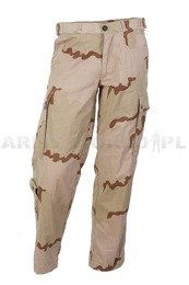 Dutch Military Trousers 3-Color Original Demobil