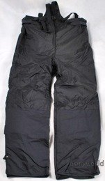 Dutch Motorcycle Waterproof Trousers Black Original New M2
