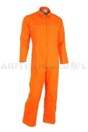 Dutch Overalls Orange Original New