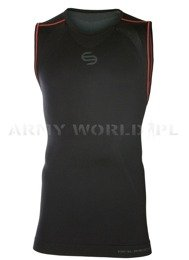 FITNESS Tank For Men Brubeck Black