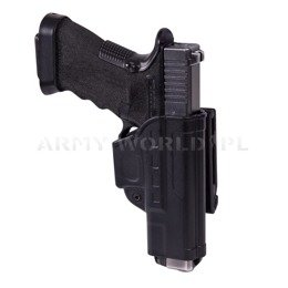 Fast Draw Holster For Glock 17 With Belt Clip Helikon-Tex Black New