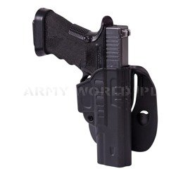 Fast Draw Holster for Glock 17 with Paddle Helikon-Tex Black New