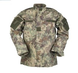 Field Jacket US MANDRA WOOD ACU Army Combat Uniform Mii-tec Ripstop New