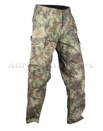Field Trousers US MANDRA WOOD ACU Army Combat Uniform Mii-tec Ripstop New