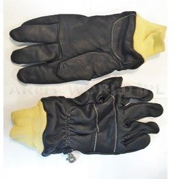 Firefighter's Gloves BRUCKER Original Used Military Surplus