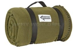 Fleece Blanket Commando Olive New