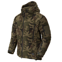 Fleece jacket Patriot Helikon-Tex PL Camo New