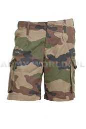 French Military Shorts CCE Original New