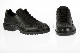 French Police Shoes LOW VERSION Haix Original Black New